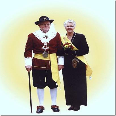 2007 Koning Martin Kohlmann