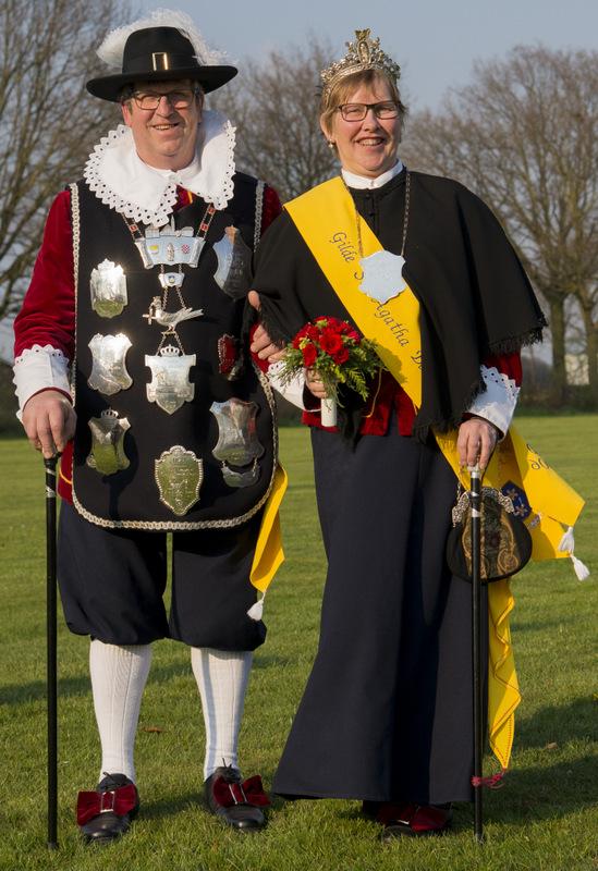 Koning 2016 Gerrit Janssen