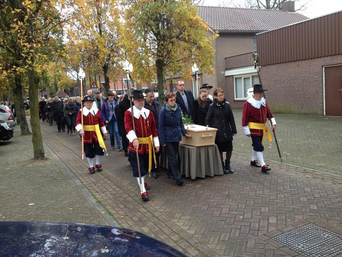 Photo of In memoriam Piet van Velthoven