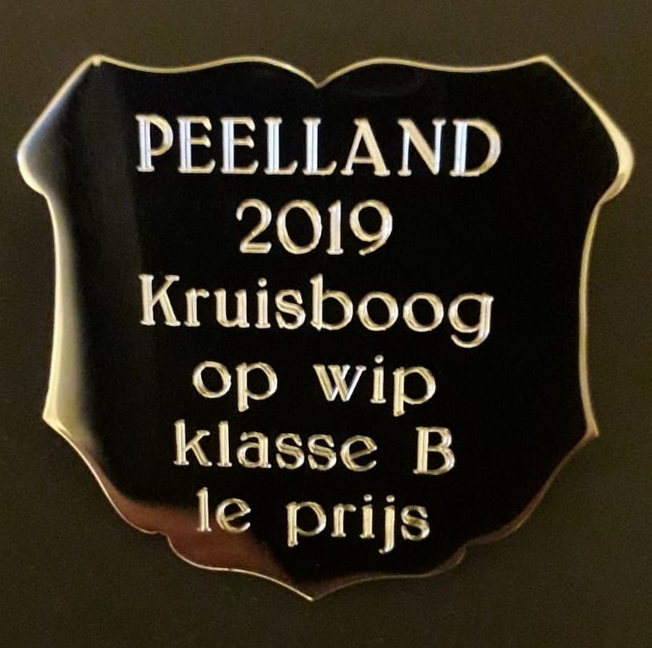 Photo of 1e Prijs Peelland kruisboogschieten 2019
